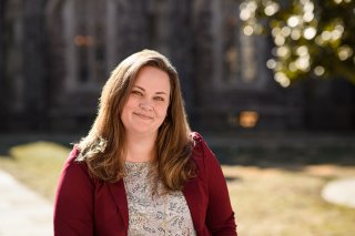 Photo of Racheal Jones, Assistant to the Dean for Diversity & Inclusion